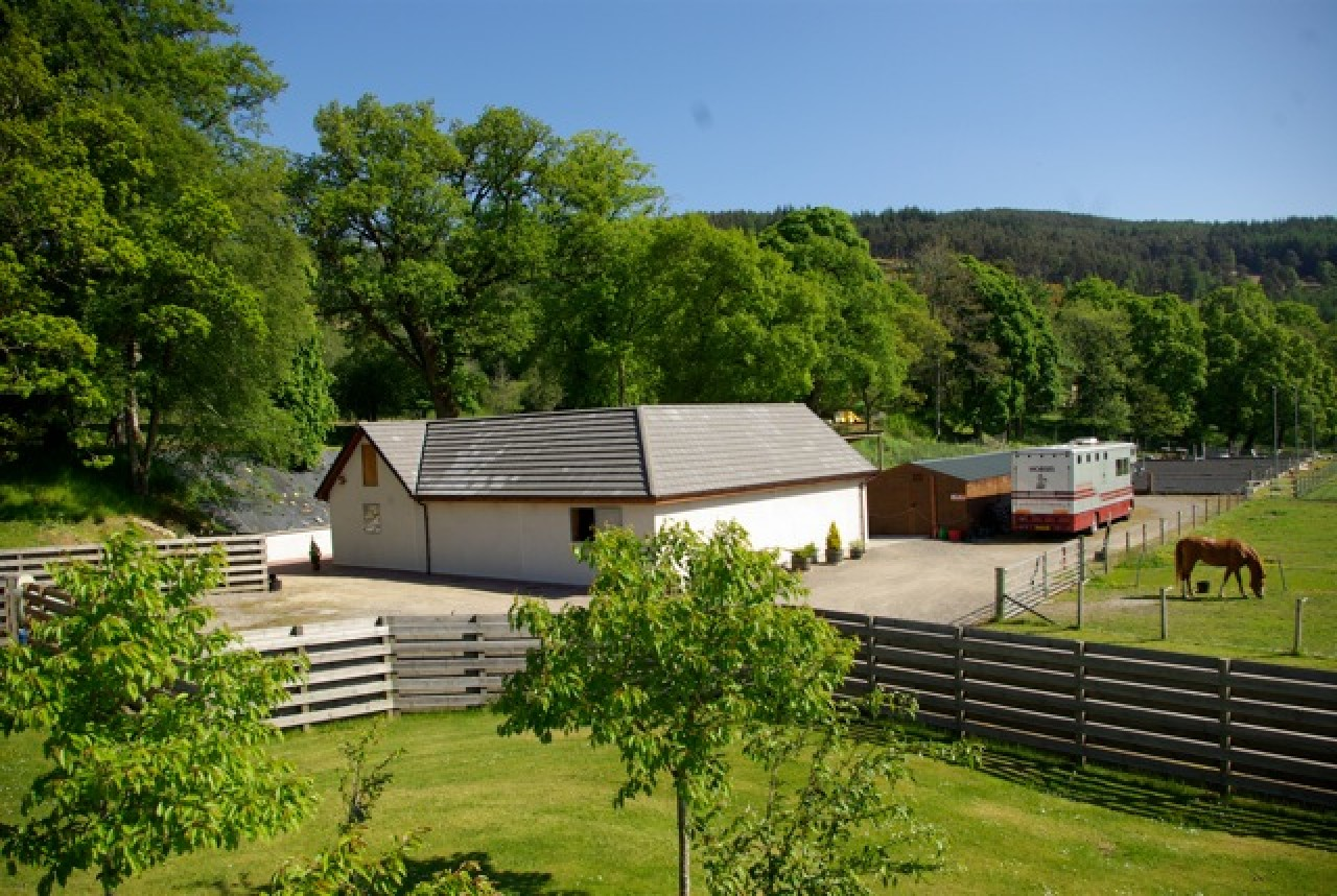 Family Accommodation in the Stables