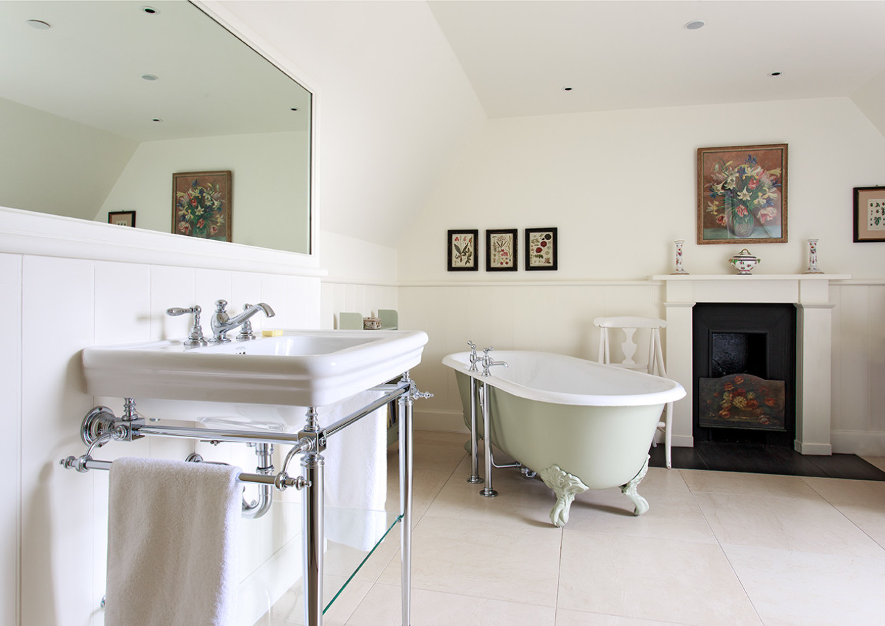 Stay at Abbotsford, Princess Alice ensuite