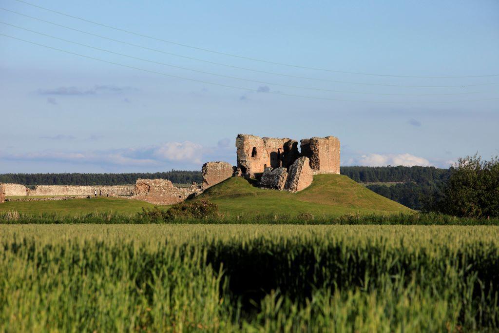 Activity Duffus Castle