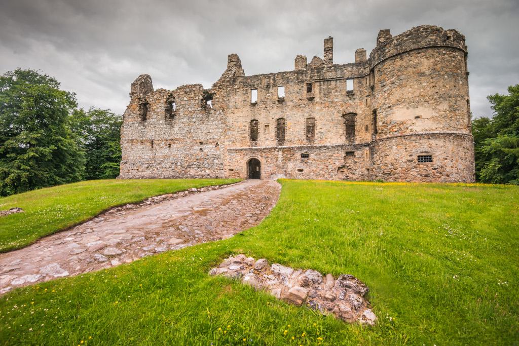 Activity Balvenie Castle