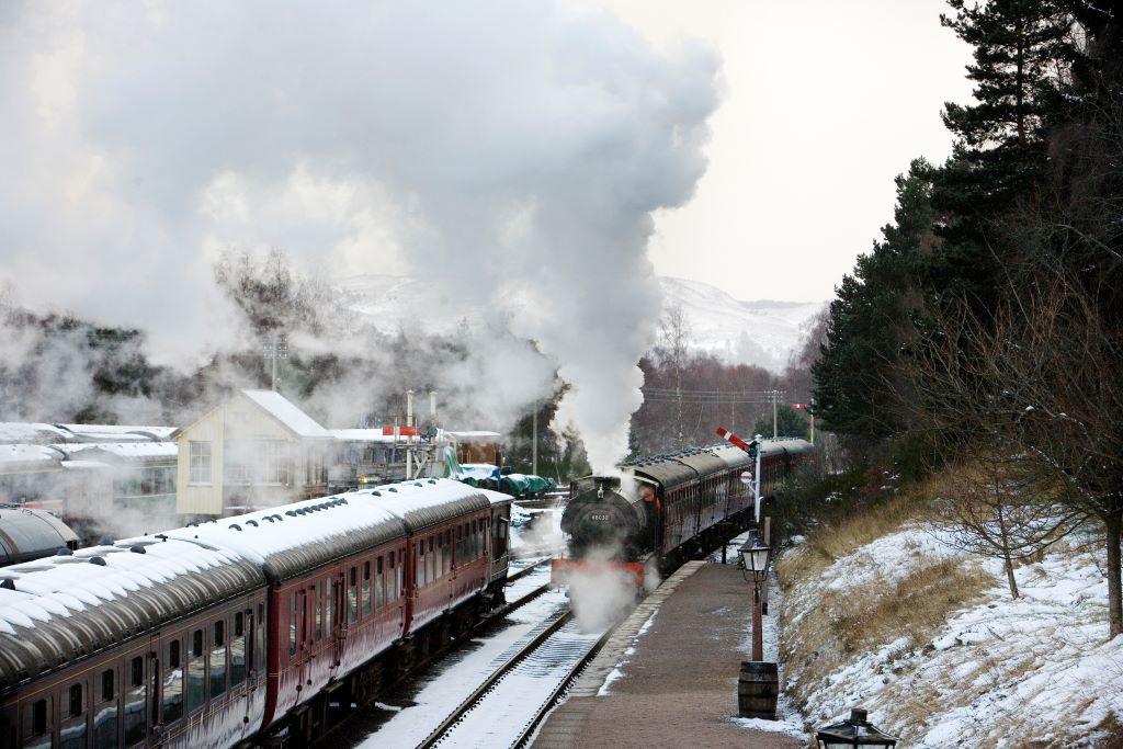Activity Strathspey Railway