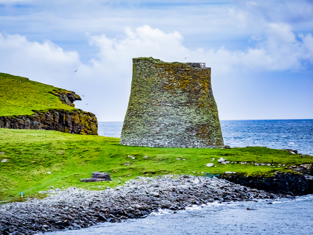 Activity Broch of Mousa