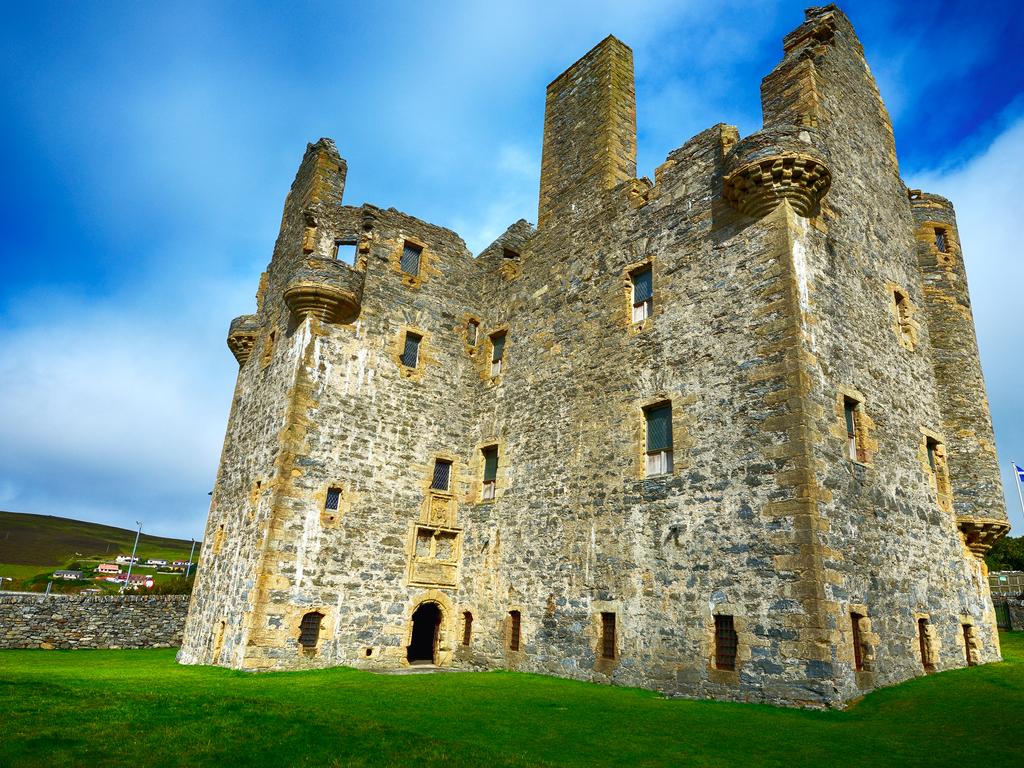 Activity Scalloway Castle