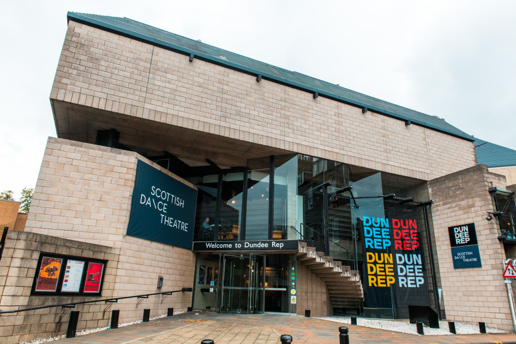 Activity Dundee Repertory Theatre