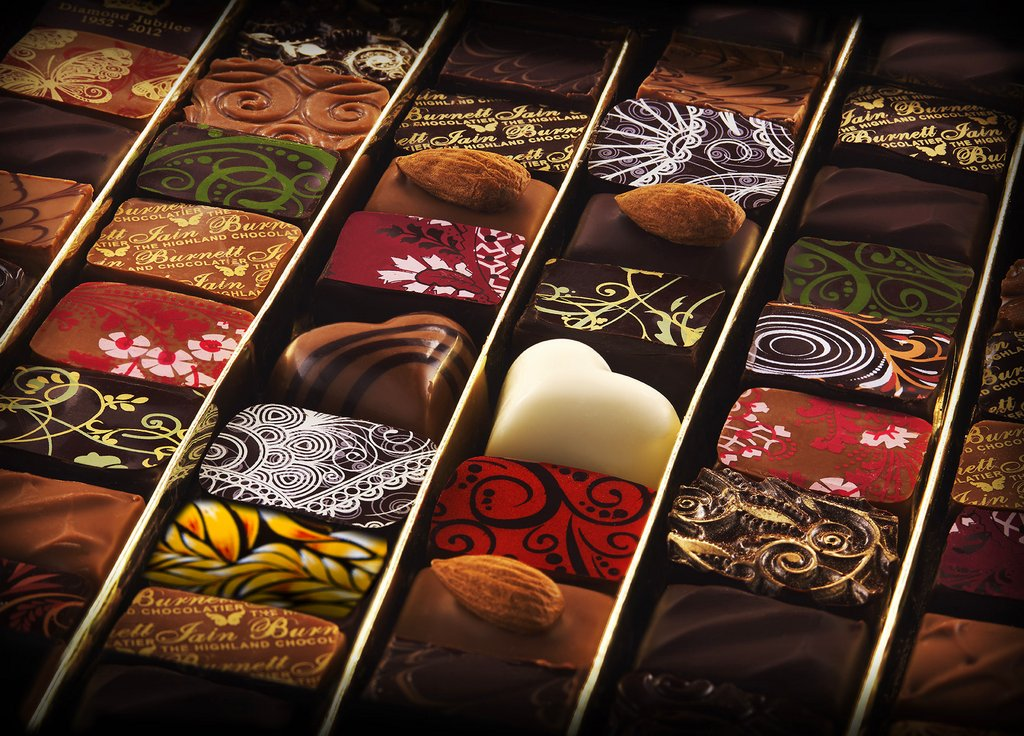 Things to do Chocolate Lovers
