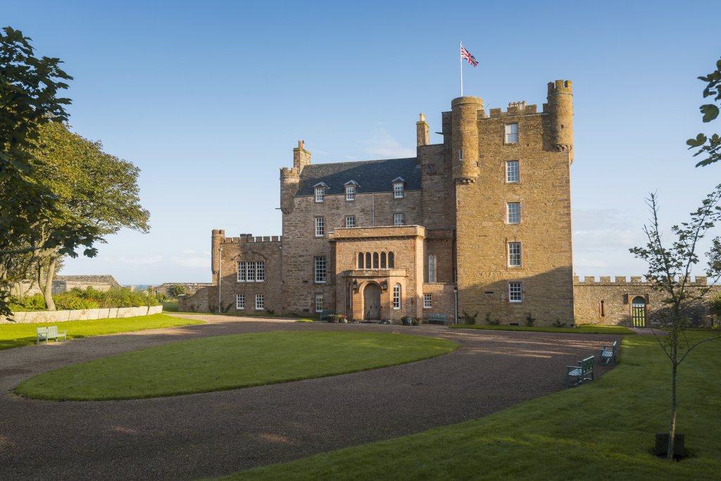 Activity The Castle & Gardens of Mey