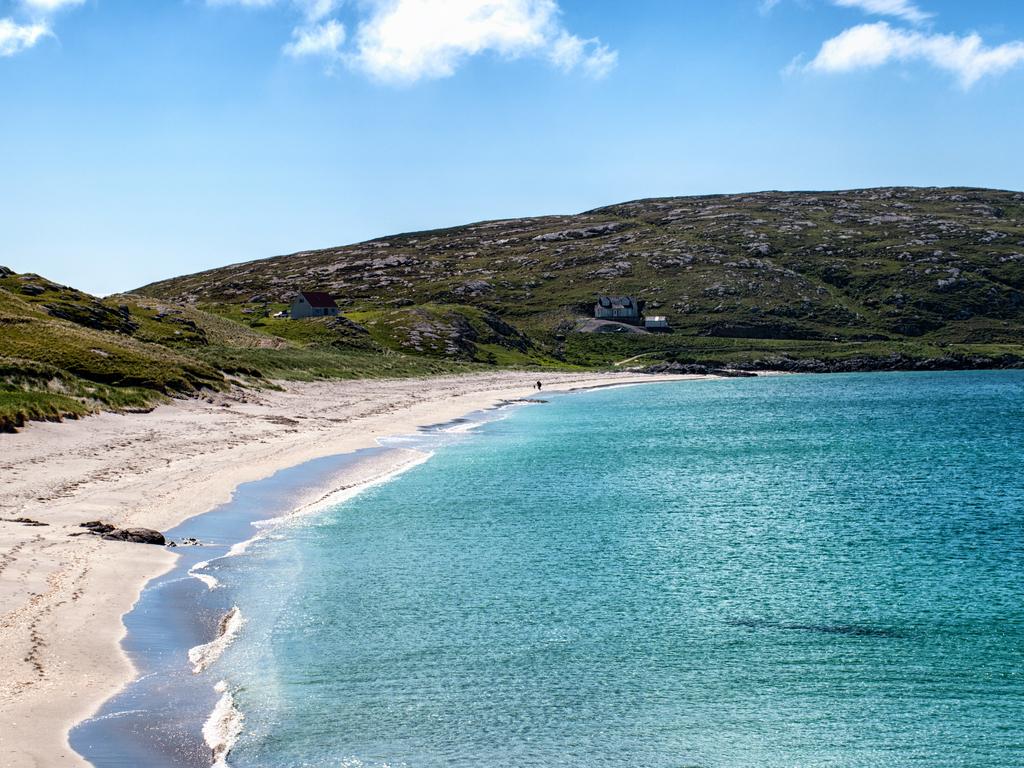 Region Isle of Eriskay