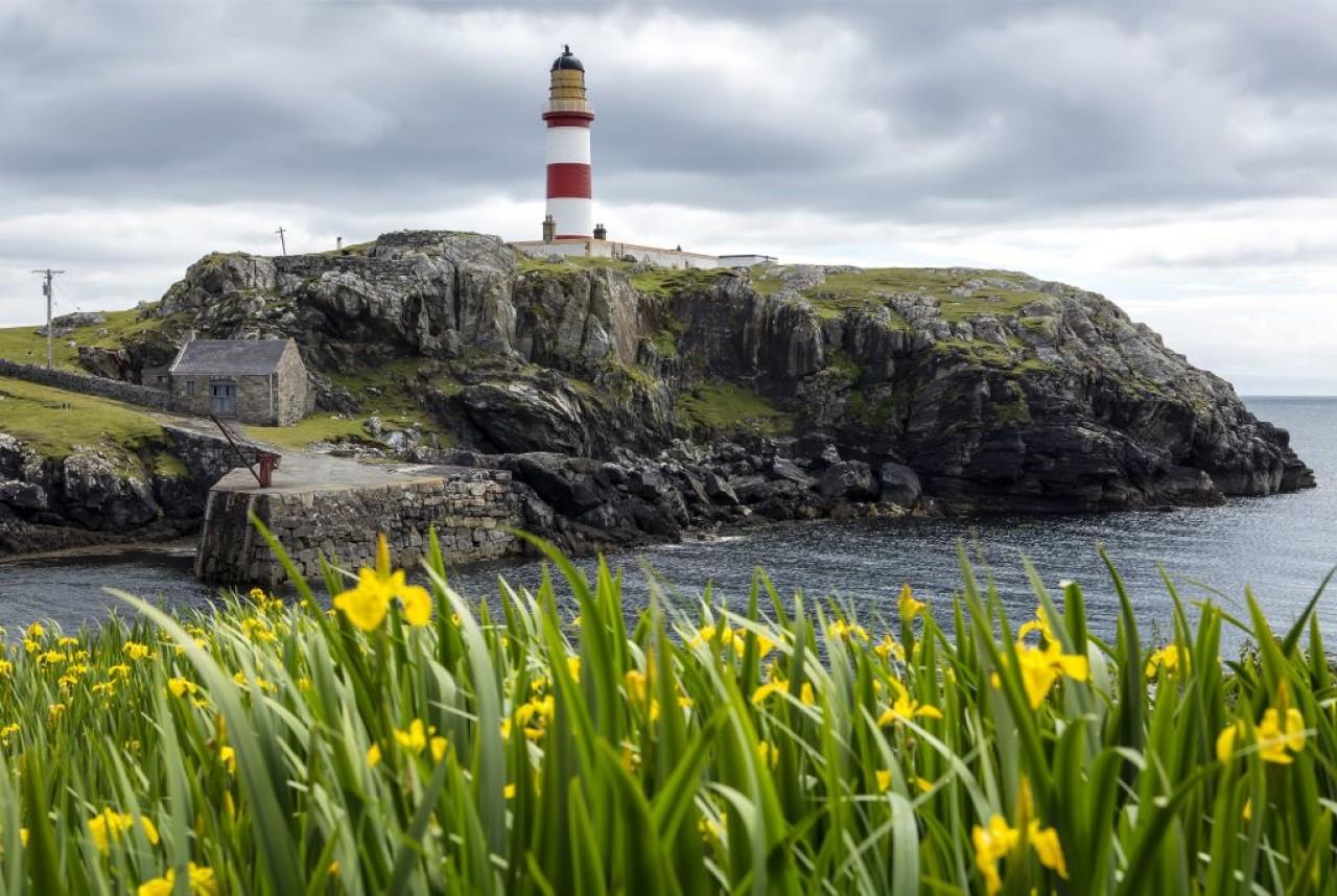 Lighthouse Scalpay