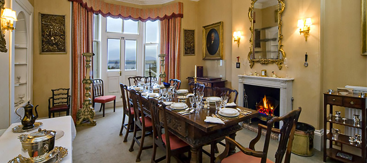 Dining Room Druimniel House