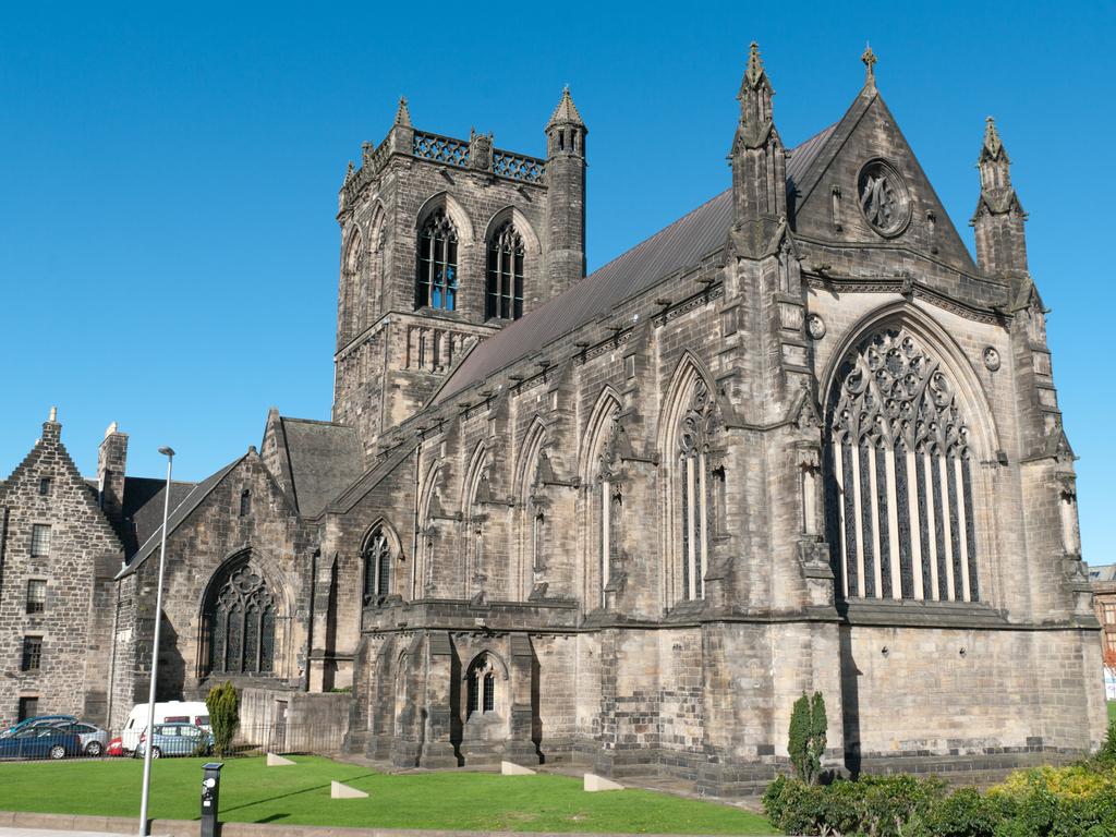 Activity Paisley Abbey