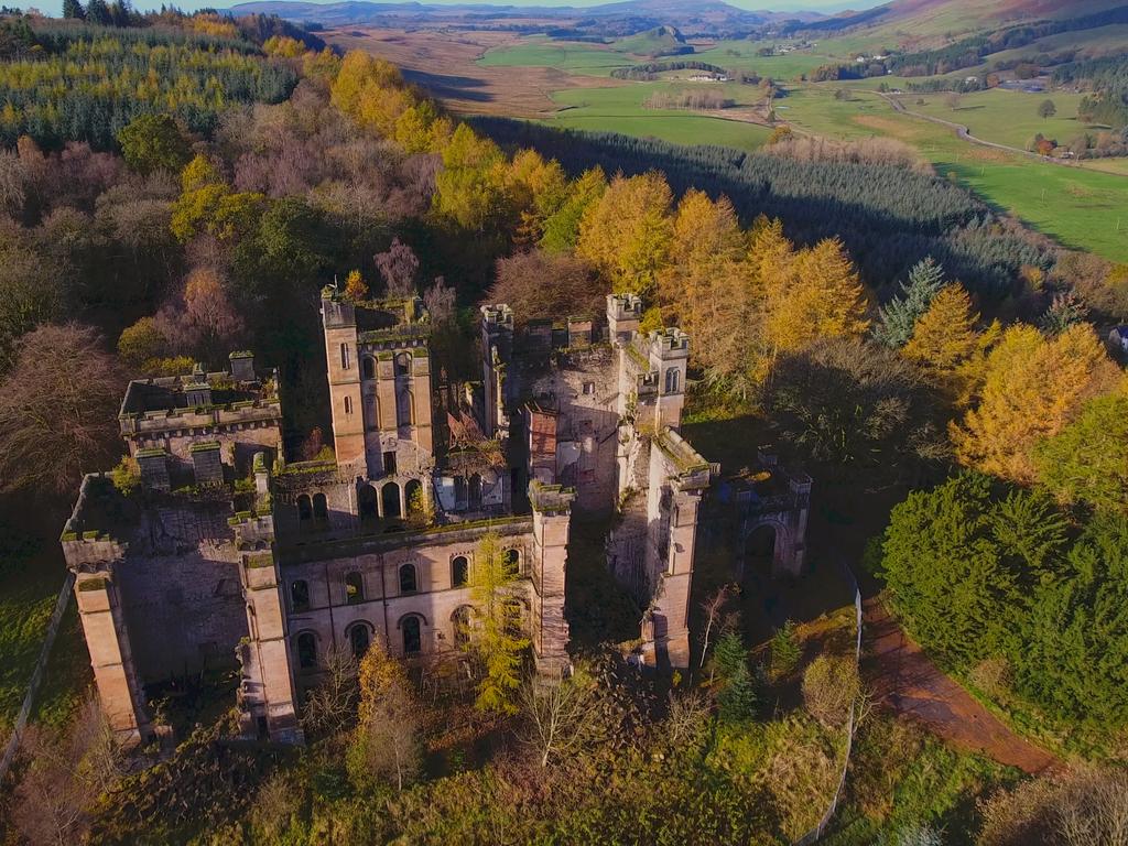 Activity Lennox Castle