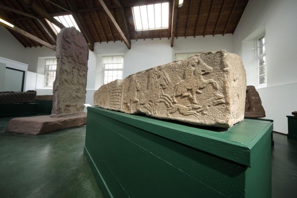 Activity Meigle Sculptured Stone Museum