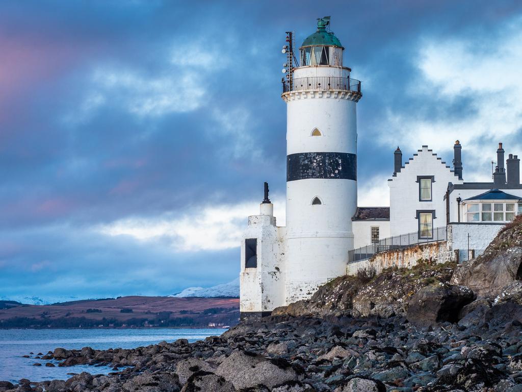 Activity Cloch Point Lighthouse