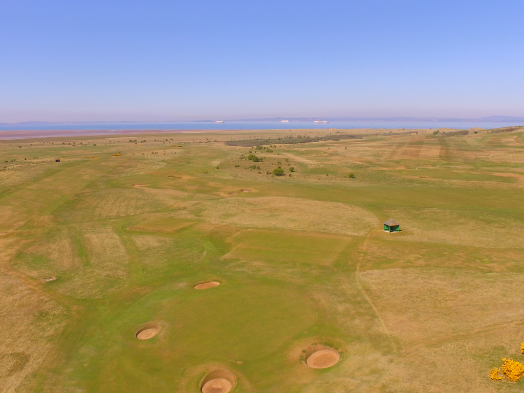 Activity Gullane golf club