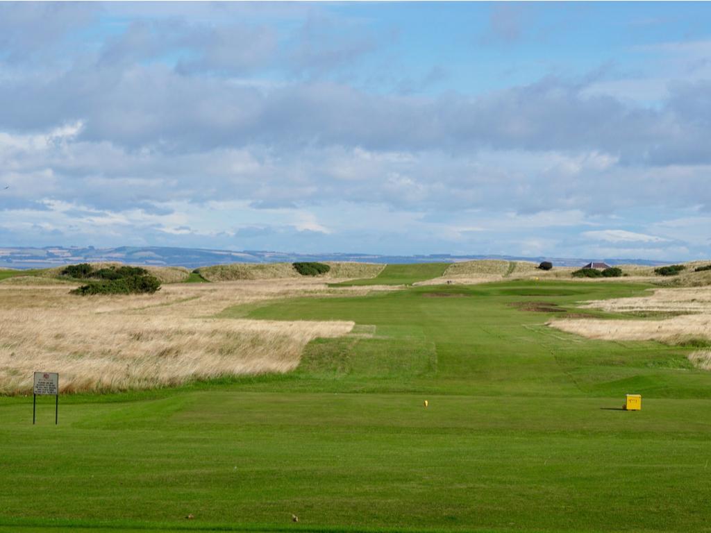 Activity Muirfield golf course