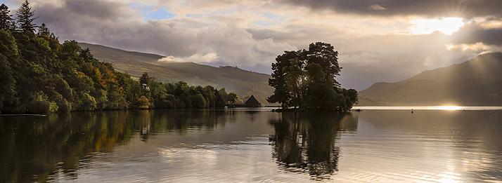 Region Aberfeldy and Loch Tay