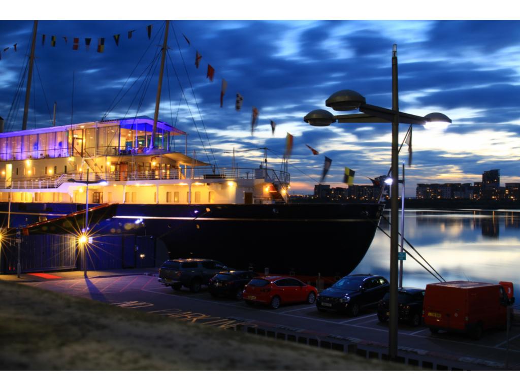 Activity Royal Yacht Britannia