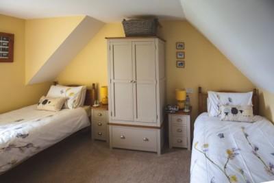 Croft - Twin Double en-suite Bedroom