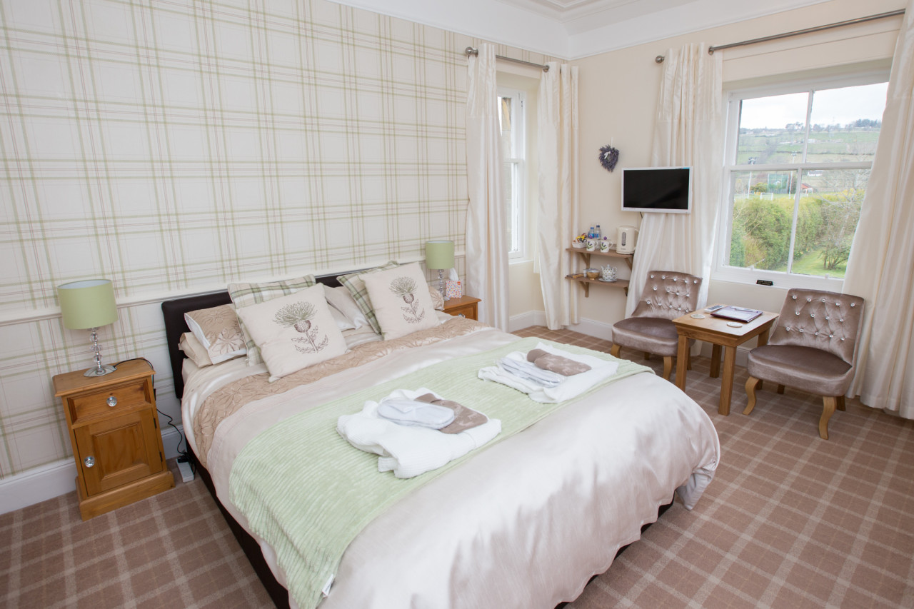 Upstairs Double Room