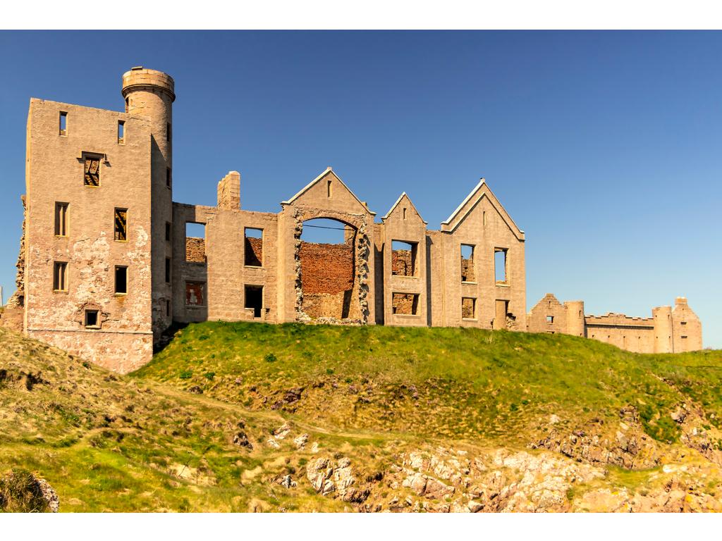 Activity Slains Castle
