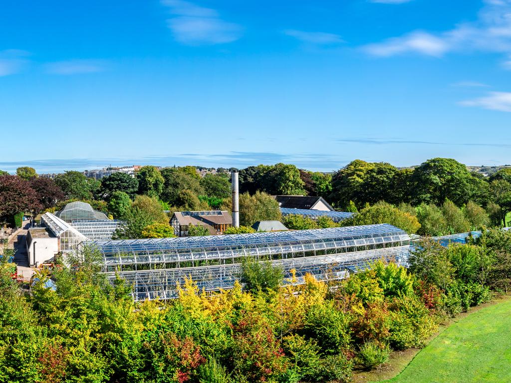 Activity Duthie Park Winter Gardens