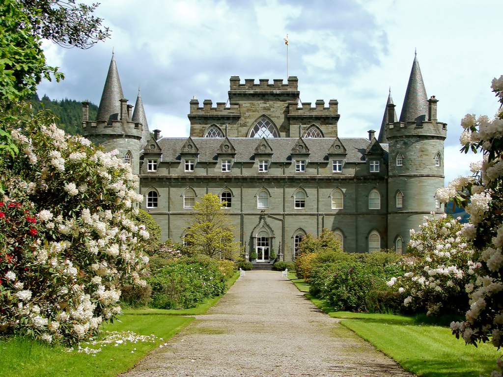 Activity Inveraray Castle