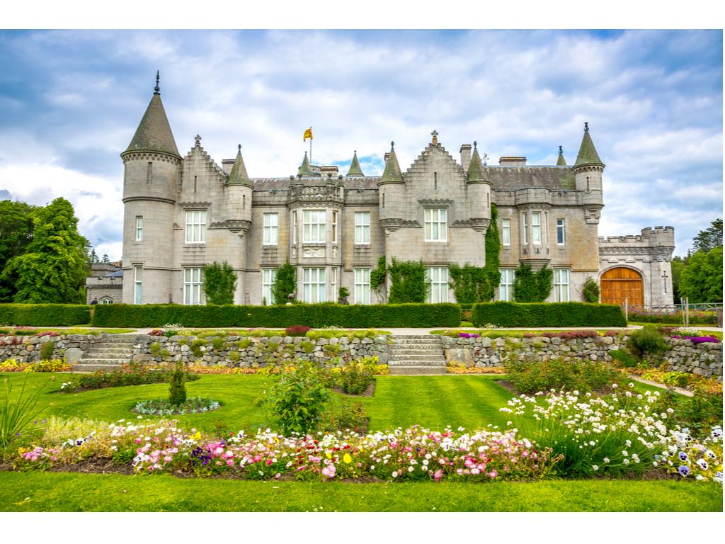 Activity Balmoral Castle