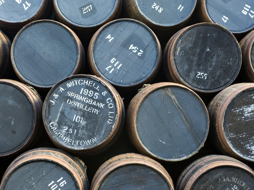 Activity Springbank Distillery Tour
