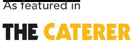 partner logo The Caterer