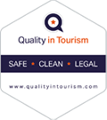 partner logo Quality in Tourism