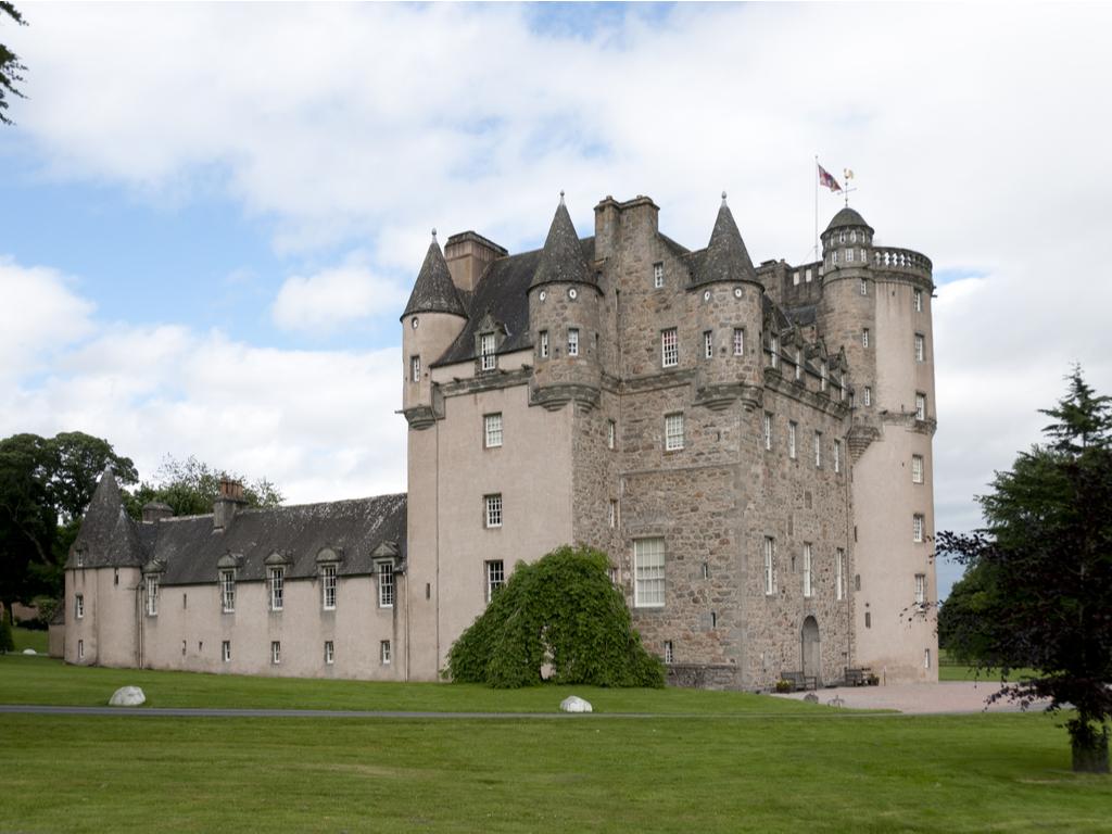 Activity Castle Fraser
