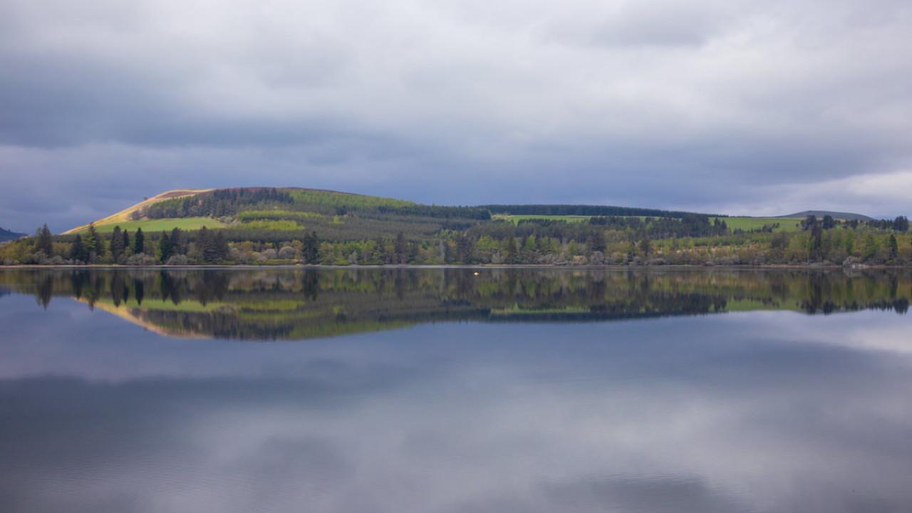 LintrathenLochAngusScotland