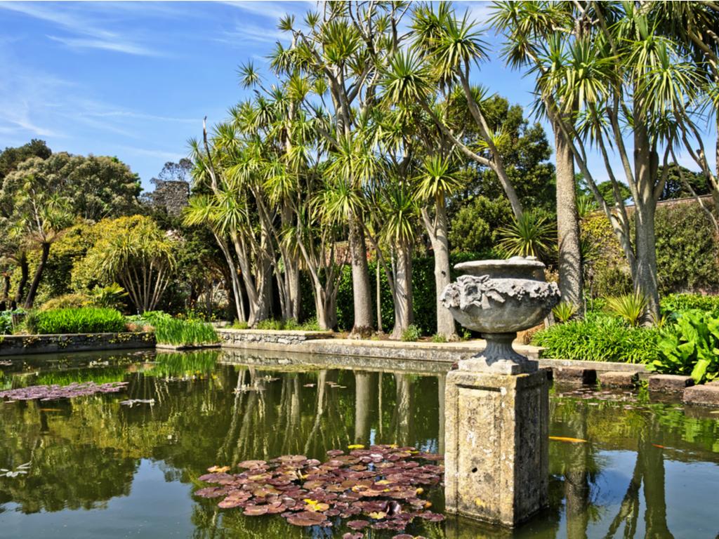 Activity Logan Botanic Garden