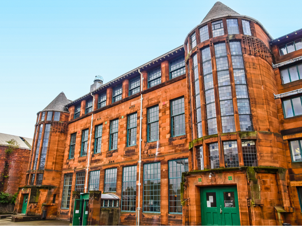 Activity Scotland Street School