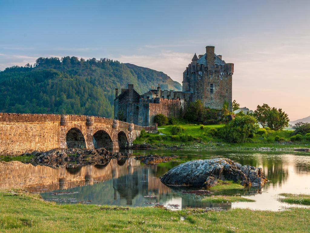 Activity Eilean Donan Castle