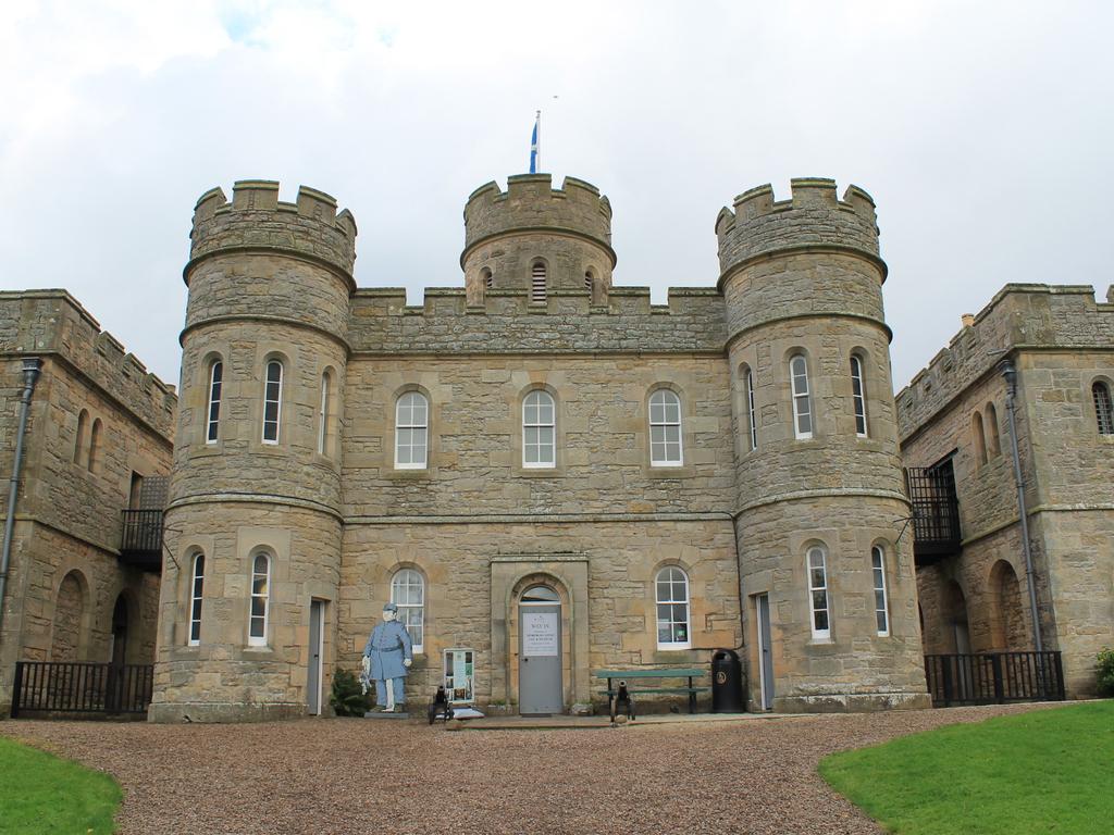 Activity Jedburgh Castle Jail