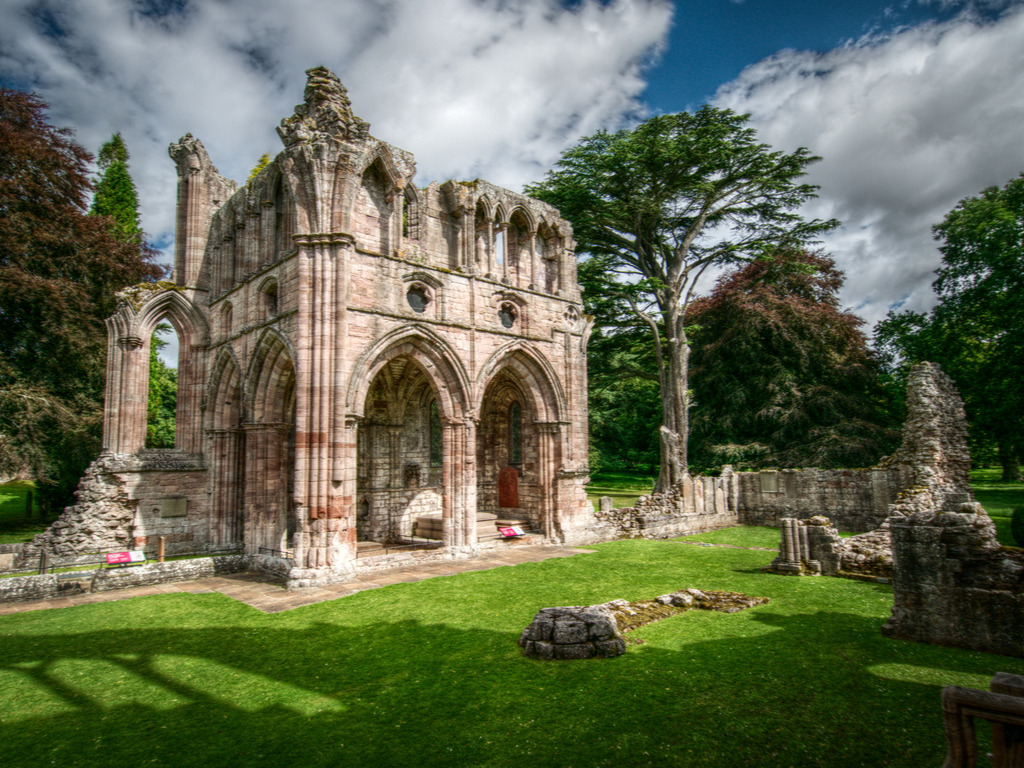 Activity Dryburgh Abbey