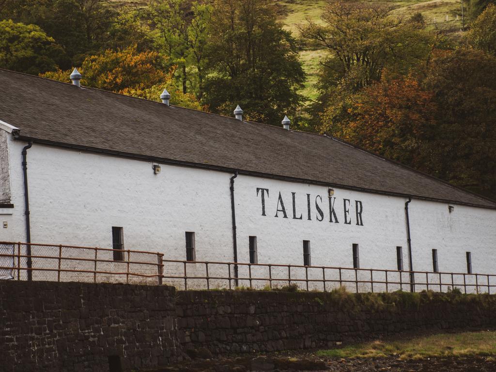 Activity Talisker Distillery