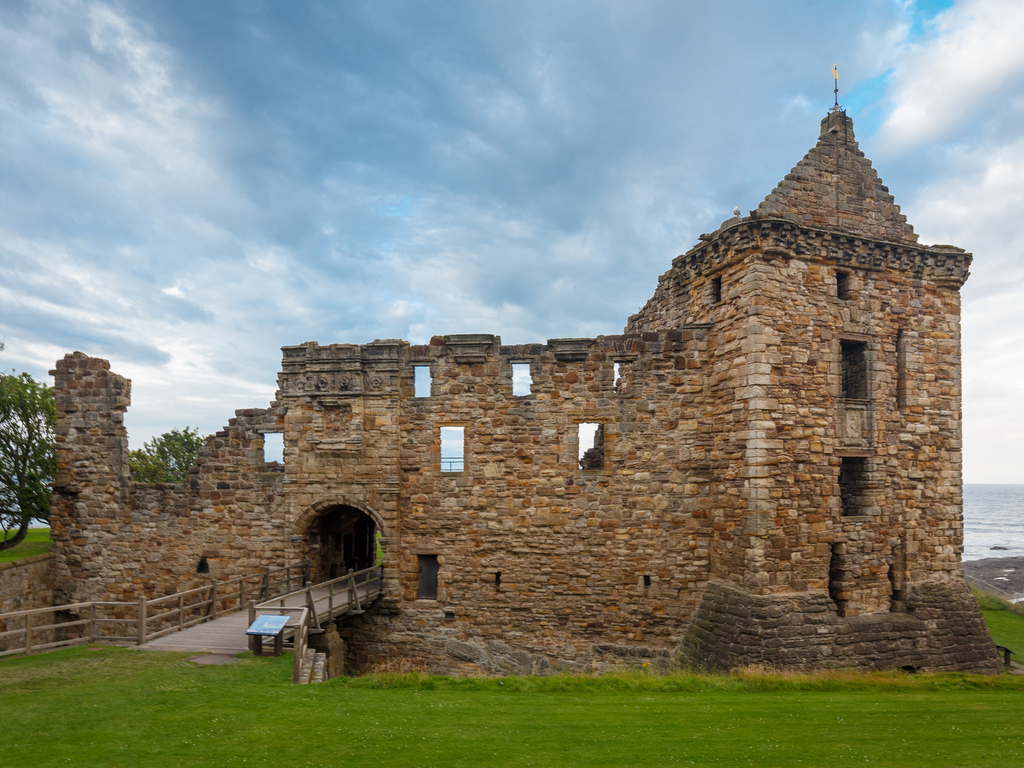 Activity St Andrews Castle