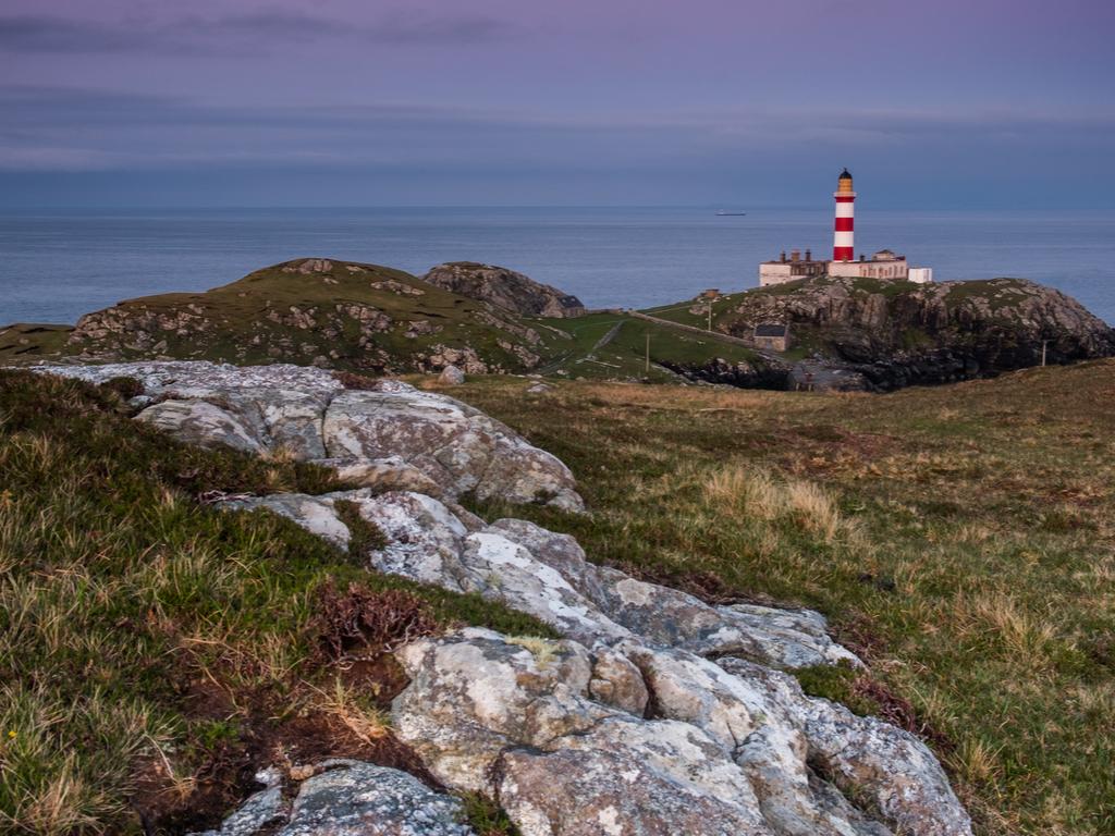 Activity Isle of Scalpay Lighthouse
