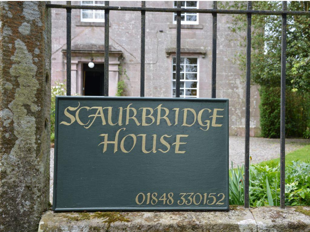 Welcome to Scaurbridge House