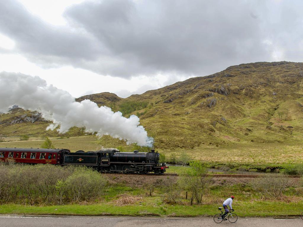 Activity Jacobite Steam Train
