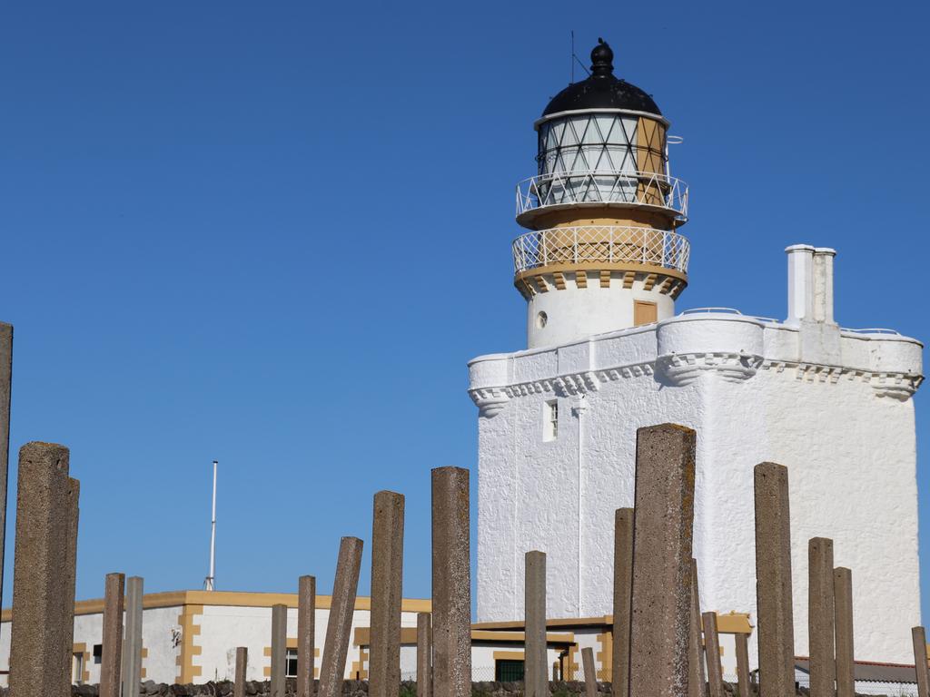 Activity Kinnaird Head Castle Lighthouse & Museum