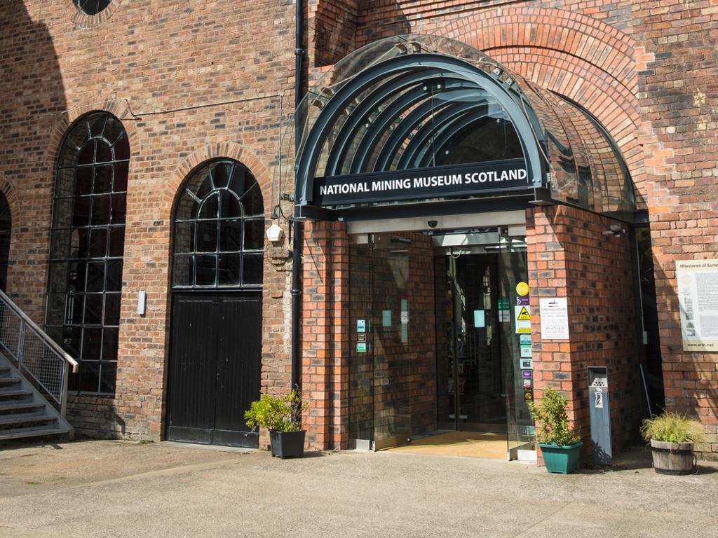 Activity Scottish Mining Museum
